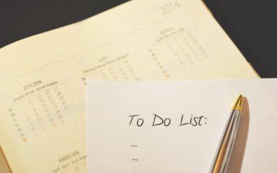 4 conseils pour mettre en place votre to do list