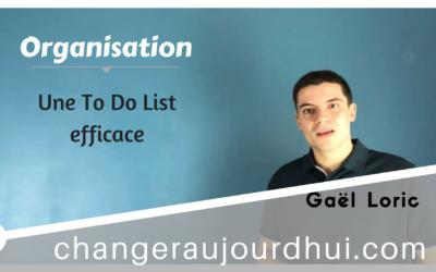 Une To Do List Efficace en 3 Conseils Pratiques