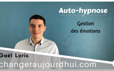 Auto-hypnose et Gestion des Émotions