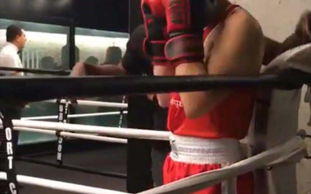 Je boxe mieux grâce à la préparation mentale